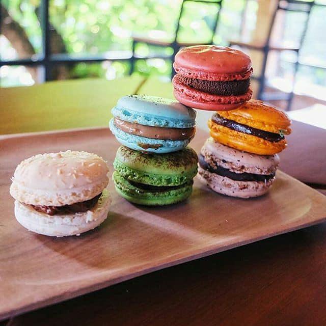 Caramel Ubud dessert delivery