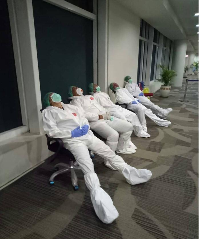 coronavirus front line wokers