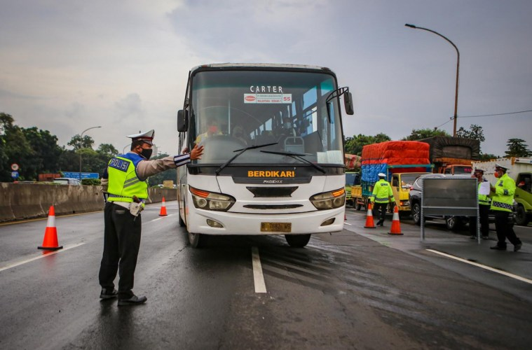 bali blocks domestic travel