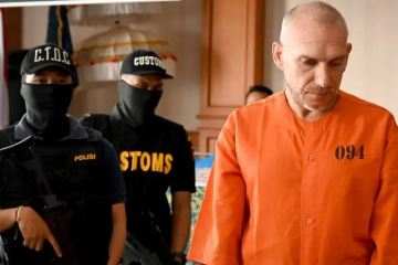 France National Olivier Jover Sentenced To 12 Years In Bali Prison For Smuggling