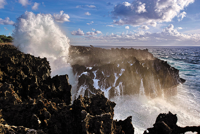Water Blow Beach Bali