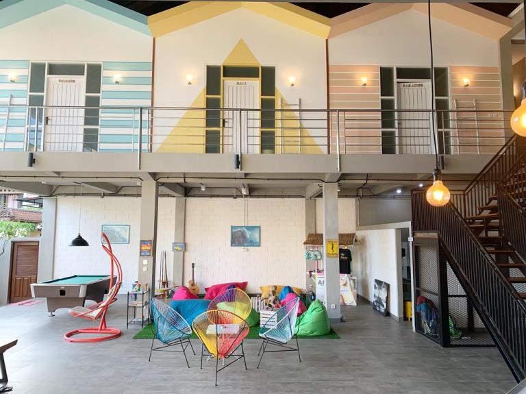 Beach hut hostel - hostels under $10 a night in kuta