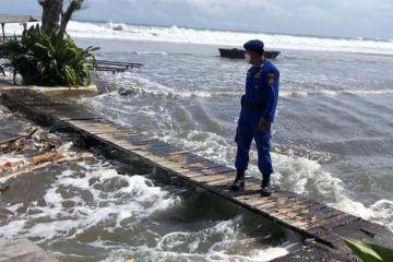 coastal flooding bali