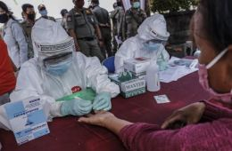 64 Bali Health Care Workers Test Positive From Unknowingly Treating Infected Patients