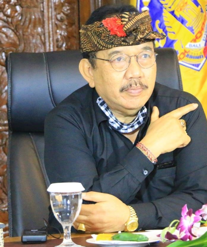 Bali Deputy Governor Cok Ace