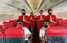 AirAsia Offers Drive-Through $6.50 Rapid Tests For Passengers