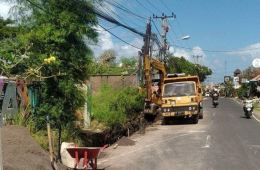 Bali Adding Street Lights in Canggu To Help Reduce Crime
