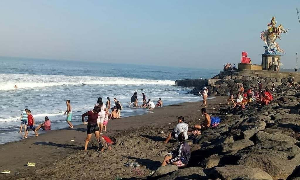 Bali Beaches Will Be Limiting Number Of Visitors In New Normal