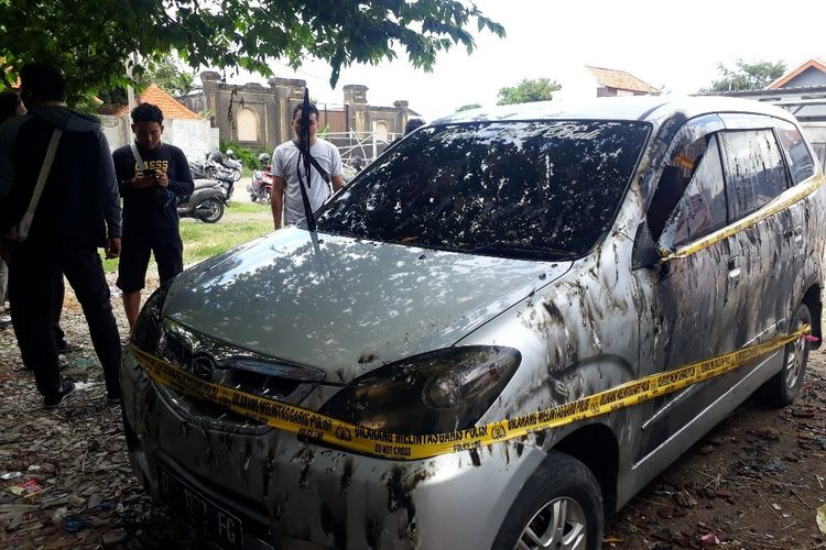 Man Who Burnt 7 Cars In Bali Admits He Was Frustrated With Being Laid Off