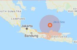 bali earth quake