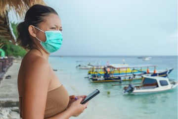 Not Wearing A Mask In Bali Is Now Illegal and Punishable By Fines
