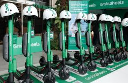 Grab Wheels is Bali's New Eco Friendly Transportation