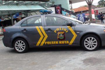 Bali Police Officer