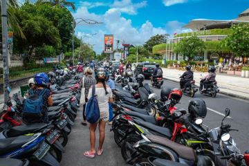 Bali Sees First Busy Domestic Tourism Weekend Since Pandemic Began