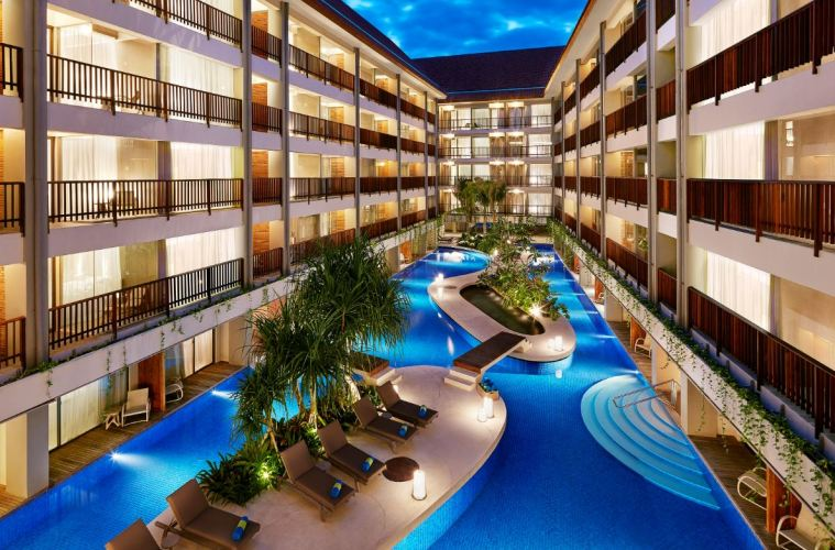 Four Points By Sheraton Kuta Will Be Reopen December 1st 2020