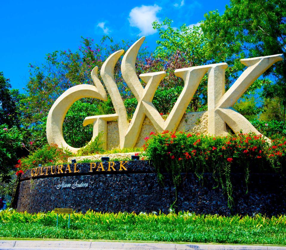 GWK Statue Bali cultural park