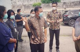 Indonesian Government Inspects Bali Hospital In Preparation For International Tourism Reopening
