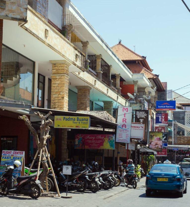 kuta streets