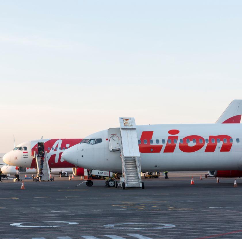 lion air and airasia
