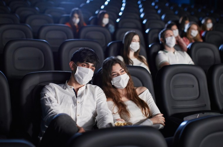 Movie Theaters In Bali Reopen Under New Protocols