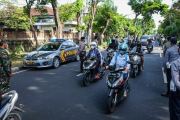 Police Operation In Bali Seizes 68 Motorcycles For Loud Exhausts