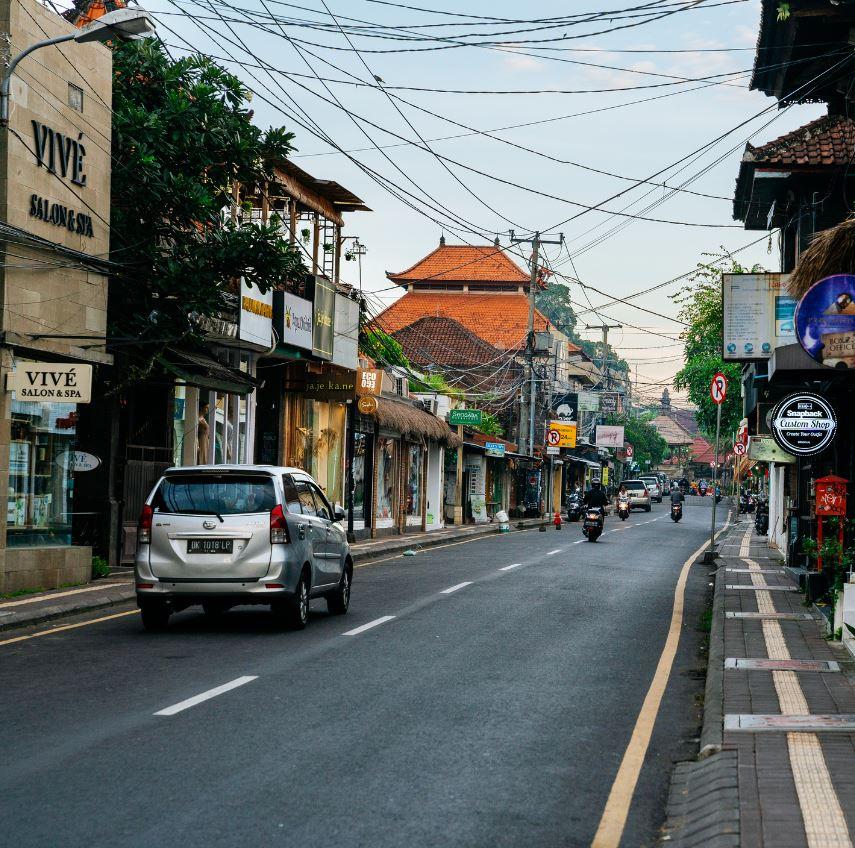 ubud street