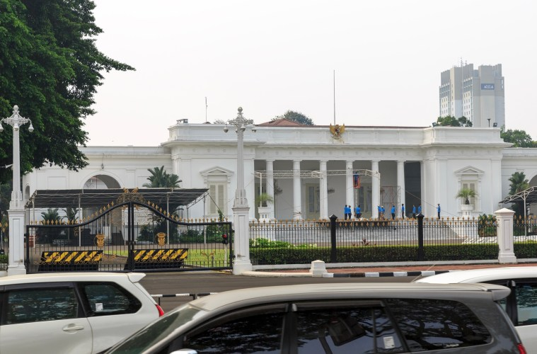 President Widodo Receives Inaugural Covid19 Vaccine In Indonesia