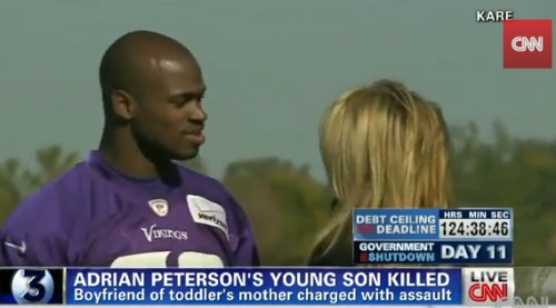 adrian-peterson-son-mother-