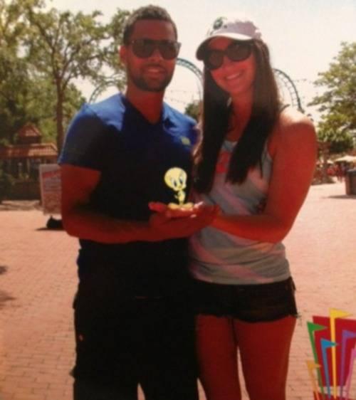 Patty Mills Girlfriend Alyssa Levesque Photos Pictures