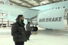 """Watch: Drake Gives Tour Inside His New 767 Private """"Air Drake"""" Plane (Video)"""