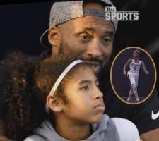 Watch: Kobe Bryant's 13-Year-Old Daughter Shows Off Her Insane Basketball Skills! (Video)