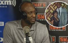 Wait, What? Lamar Odom Talks Secretly Dating Taraji P. Henson Months Before Proposing To Khloe! (Video)