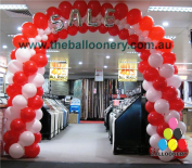 Balloon Arch for Sale event