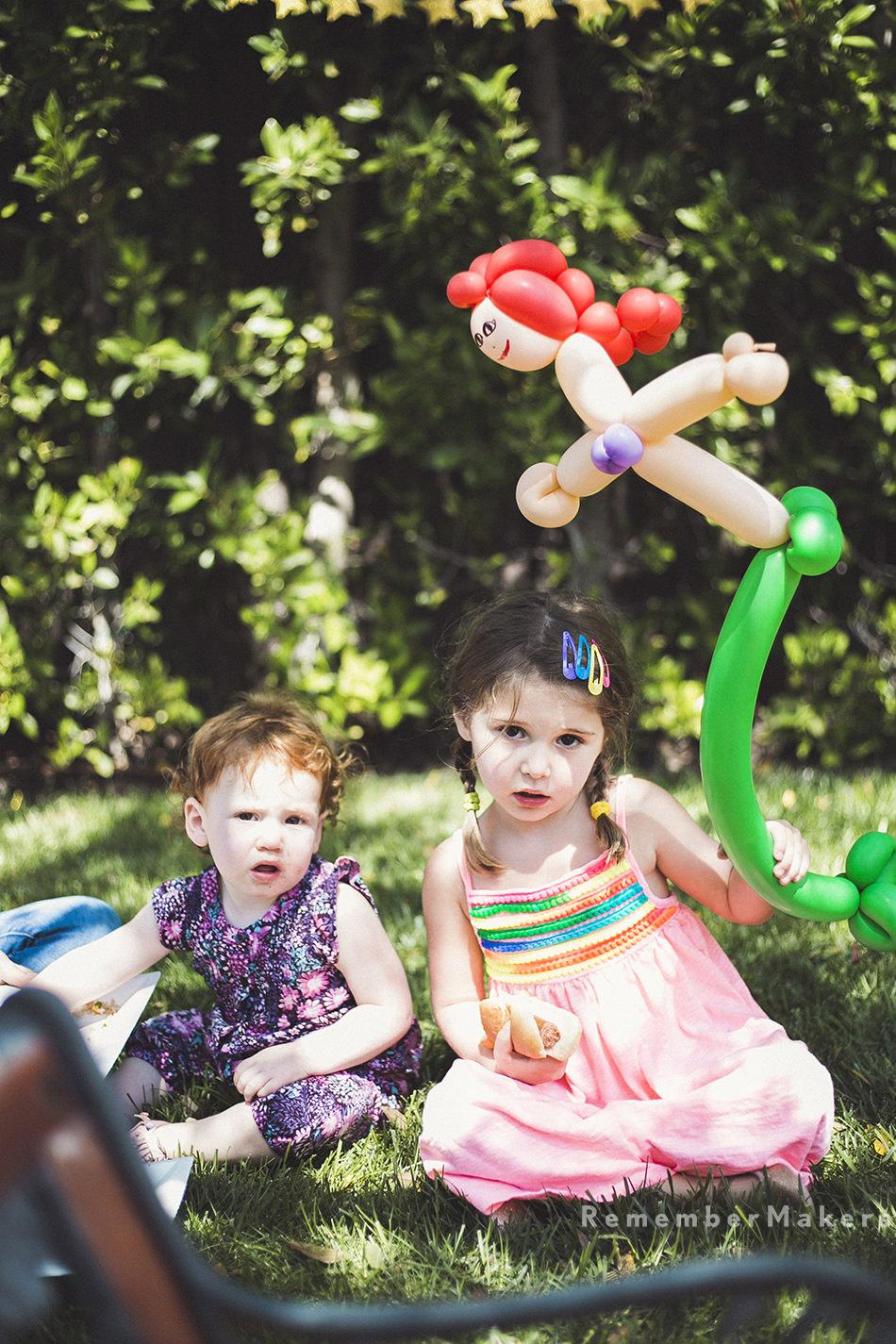 mermaid balloon by TheBalloonGuyLA.com