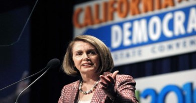 Pelosi shames man for skipping morning tai chi session at CA Dem Convention