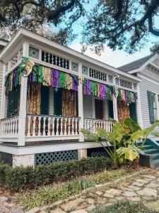 Mobile Porch Parade - Home