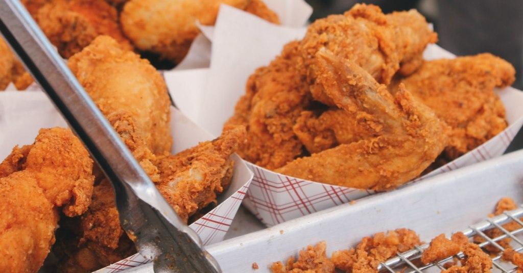 Fried Chicken Like Slim Chickens