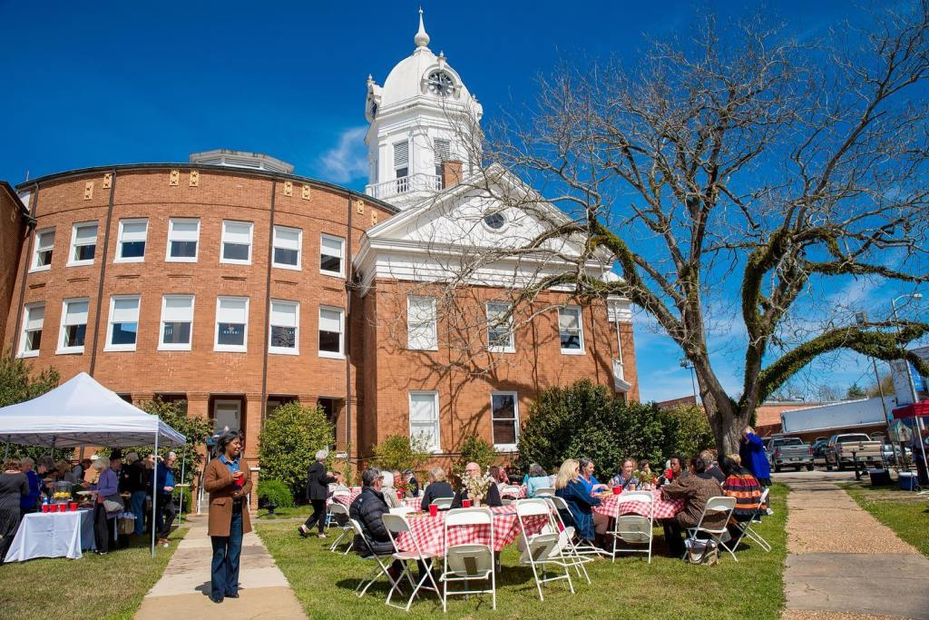 Monroeville Courthouse Literary Festival