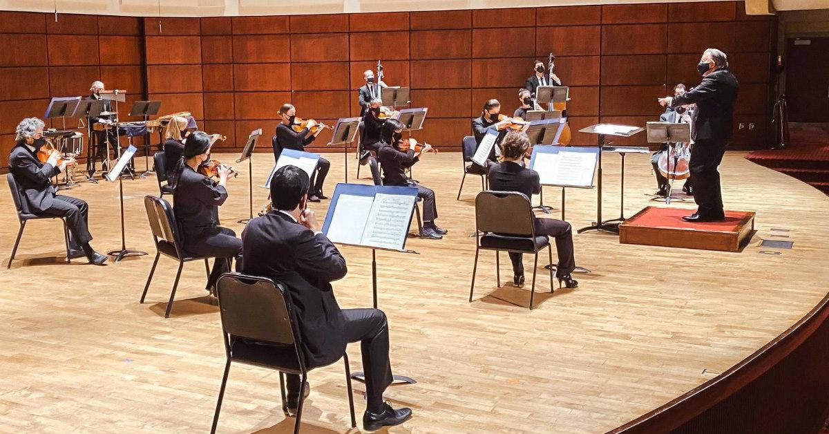 Alabama Symphony Orchestra Performing Virtually For Spring Serenades