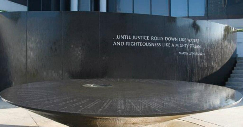 Montgomery Civil Rights Monument Near Mt. Zion Church