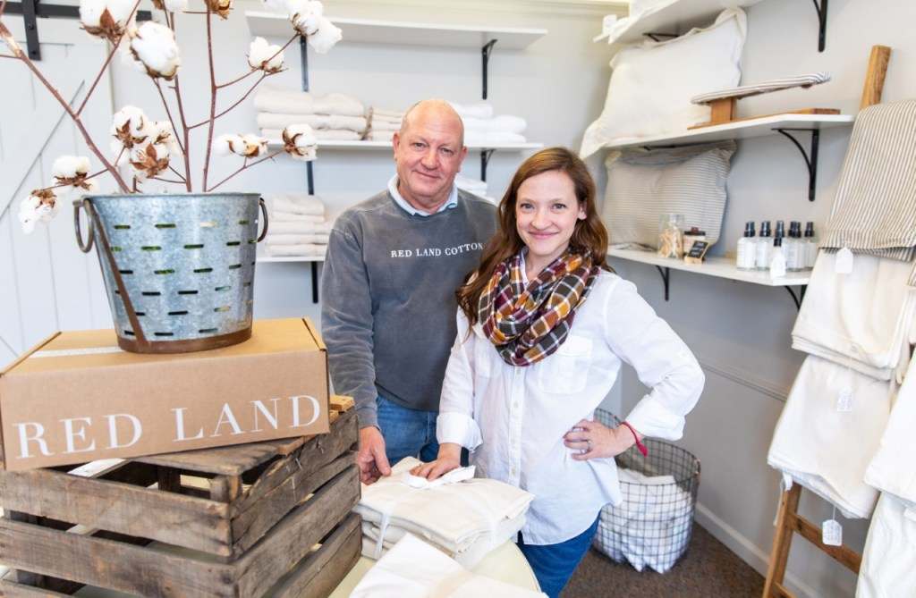 Red Land Cotton Owners And Products