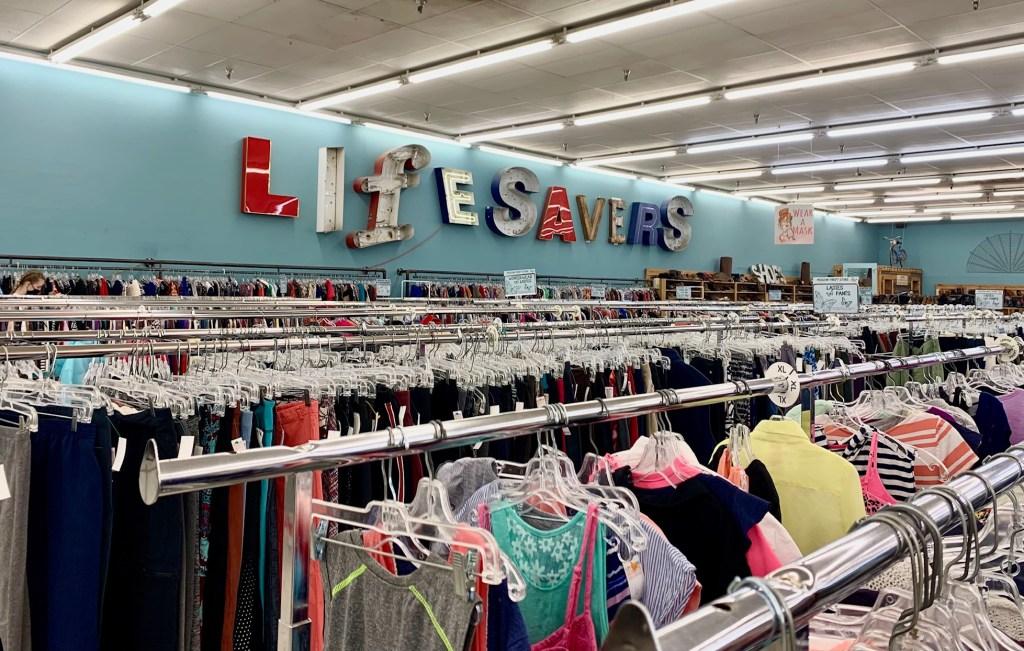 Lifesavers Mission Thrift