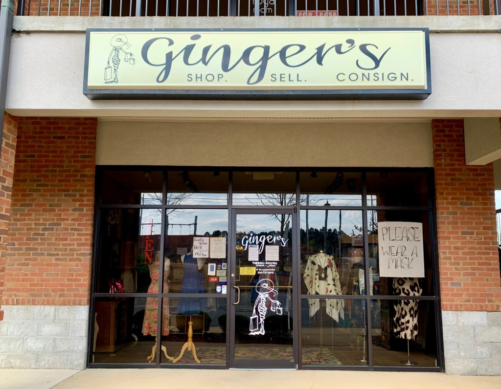 Ginger'S Consignment