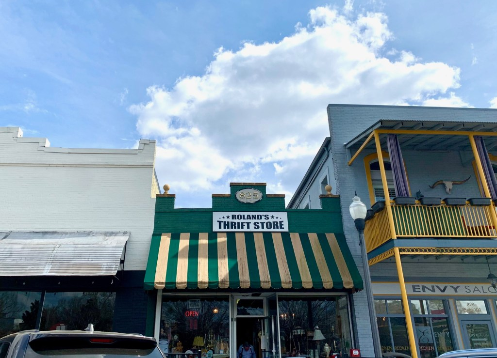 Roland'S Thrift Store