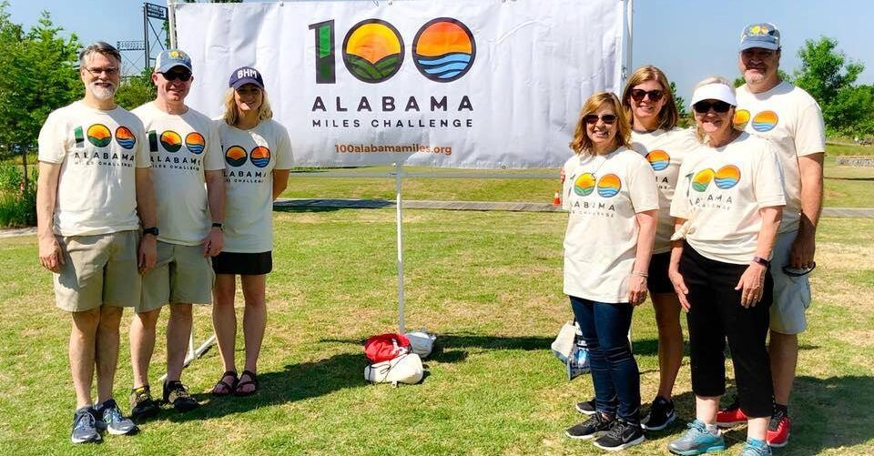 100 Alabama Miles Challenge