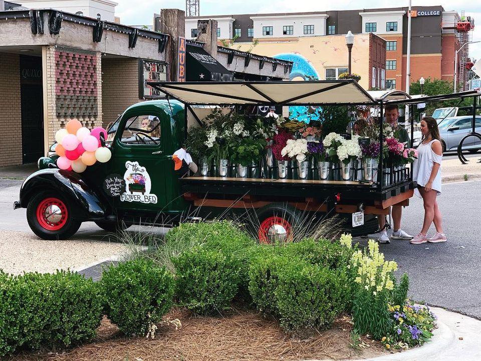 163516145 176827037569803 7718880825042942200 N Auburn, Auburn Floral Trail, Auburn University, Azalea Trail, Davis Arboretum, Opelika, Springtime, The Flower Bed, The Flower Store, Town Creek Park