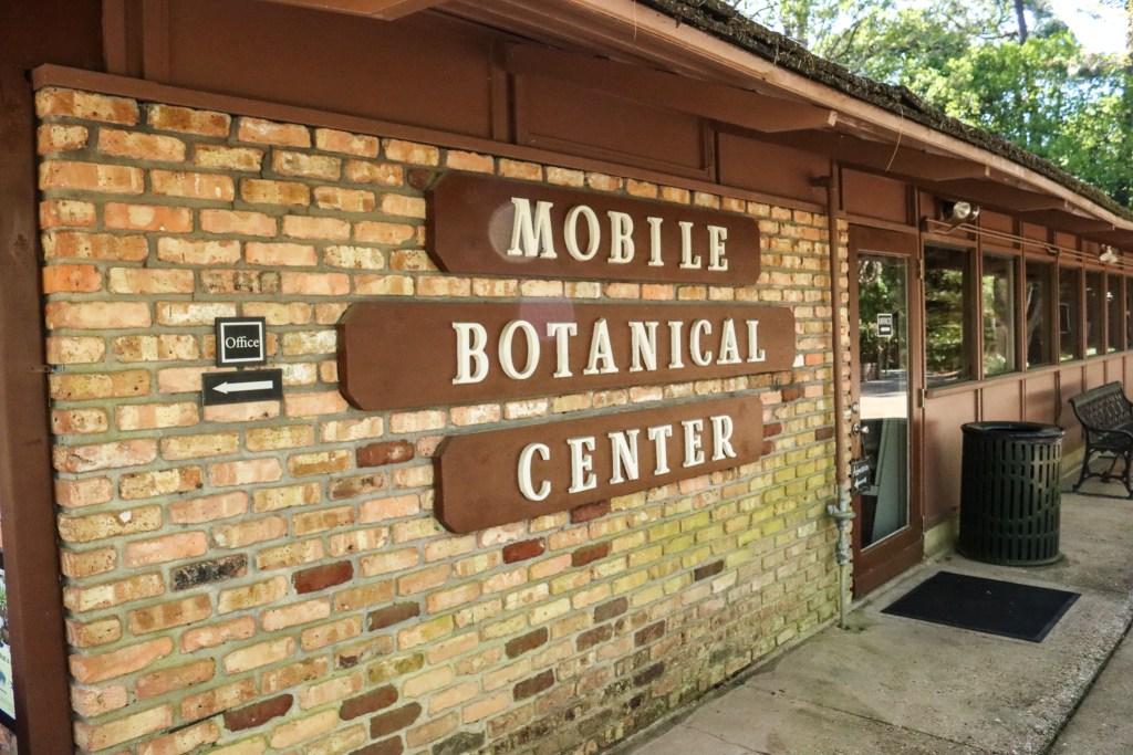 Mobile Botanical Center At The Botanical Gardens
