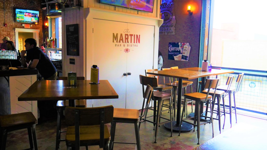 Matin Patio And Bar 2 Day Out, Martin Bar &Amp; Bistro, Moe'S Original Bbq Huntsville, Nightout, Pourhouse, Rhythm On Monroe, Stella'S Elixir Lounge