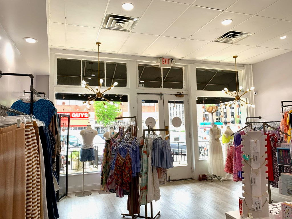Fullsizerender 9 3 Auburn, Behind The Glass, Charming Oaks, Elisabet Boutique, Ellie Clothing, The Locker Room, Therapy