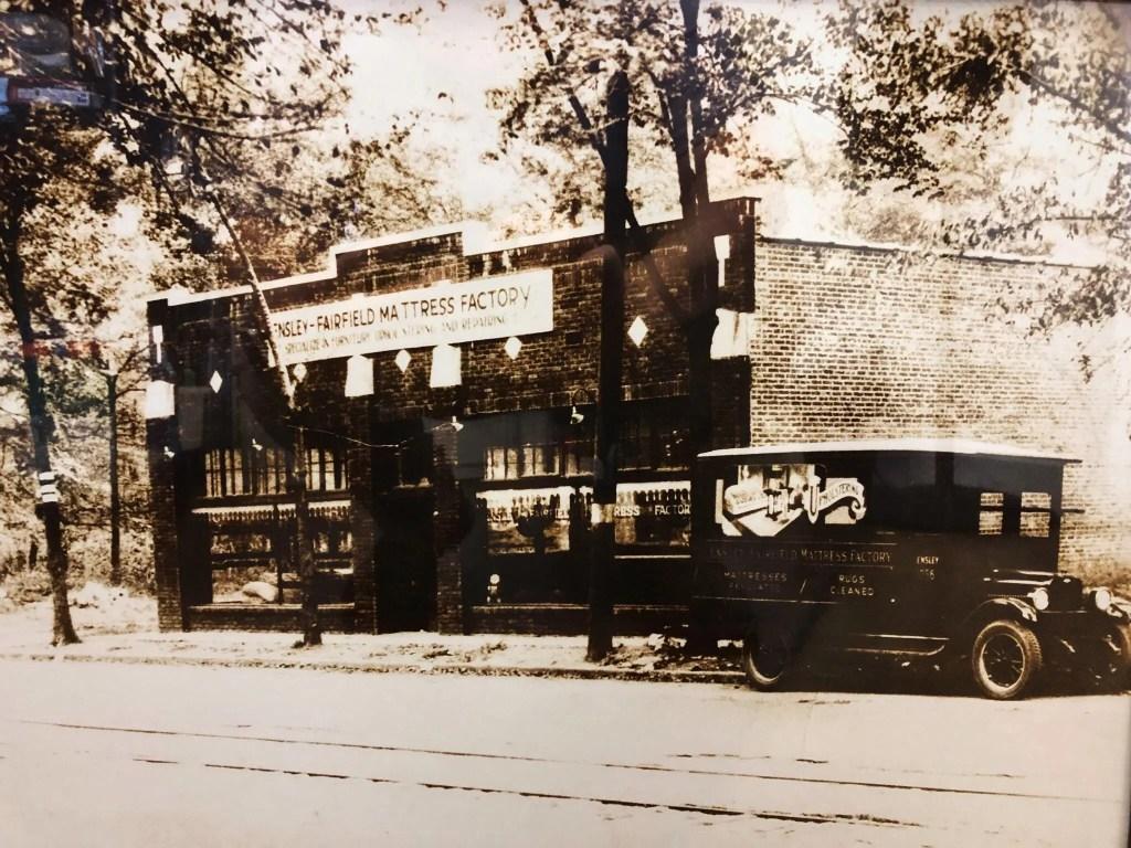 Ensley Fairfield Mattress Company